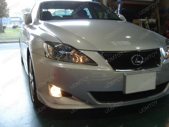 Lexus - IS - 350 - 6000K - HID - fog - lights - 1